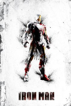Breaking Out! by Carl Bannister, via Behance | Iron Man