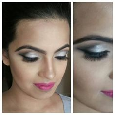 Have a picture-perfect look by hiring certified makeup artist Mehwish Shekha. She does professional wedding makeup application and eyelash extension styling services.