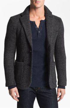 Michael Kors Knit Alpaca Blend Blazer   Nordstrom ($200-500) - Svpply