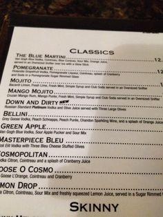 Bellini Martini Recipe