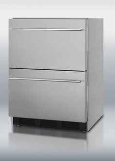 Summit Drawer Refrigerator for flybridge