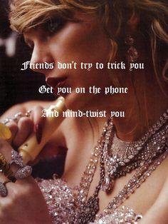 But I'm not the only friend you've lost lately, If only you weren't..... so Shadyyyyyyyyyyy