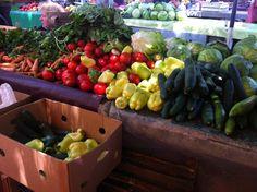 Market in Split