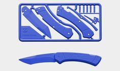 Klecker Knives Plastic Pocket Knife Kit