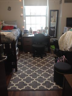 Dorsey Hall Room 141 2015 RoomCollege DormsMiami UniversityCollegesThe 4th
