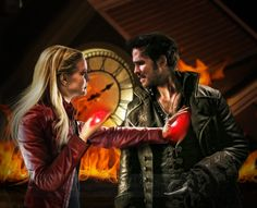 """Previously posted on my TUMBLR andTWITTER. Please reblog/retweet instead of reposting. Hook:""""They're heading away from each other."""" Emma:""""No, it's okay. That&#82..."""