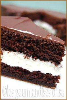 GÂTEAU DU DIABLE ( DEVIL'S FOOD CAKE )
