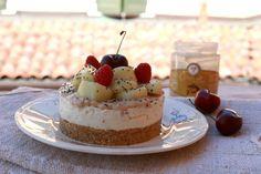 cheesecake pesche