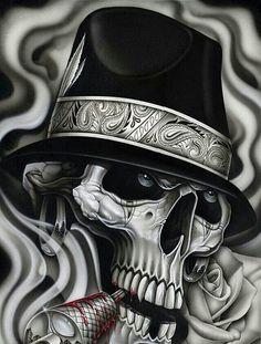 Cholo Skull