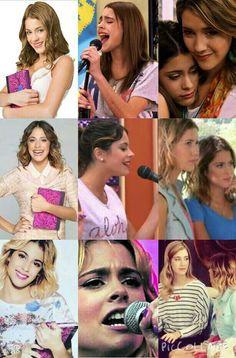 Violetta y dairy Violetta singing Violetta y Angie season 1-3