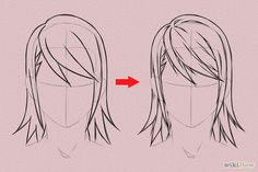 Draw Anime Hair Step 12 Version 2.jpg