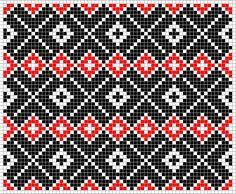 20100420_1657064.gif 536×441ピクセル Cross Stitch Embroidery, Embroidery Patterns, Fair Isle Knitting, Tapestry Crochet, Knitting Charts, Filet Crochet, Hama Beads, Needlepoint, Aurora