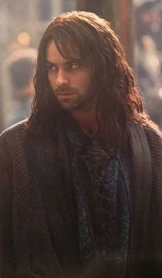 Kili. My favorite brother in the WHOLE WIDE WORLD!!!! -Fili