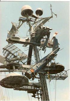 Aircraft Carrier, Sci Fi, Spanish Armada, Vietnam War, Lineman, Boats, Military, Science Fiction