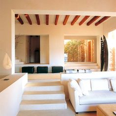 Mallorca country house with modern elements designed by Architect Antoni Esteva