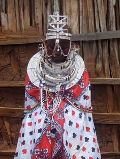 Many of these images are from old files, their sources long-forgotten. Wedding Attire, Wedding Bride, African Traditions, Costumes Around The World, Wedding Rituals, African Tribes, African Textiles, Thinking Day, African Culture