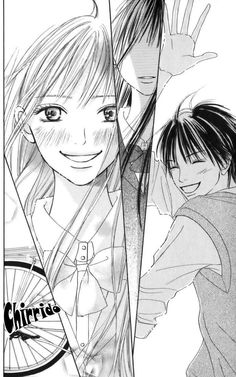 Manga Kimi Ni Todoke cápitulo 1 página RY-cap.01_13-Hane-no-Akari.jpg