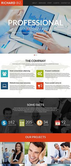43 best business website templates images on pinterest business moto cms html template 139 webdesign template moto html cms business website friedricerecipe Images