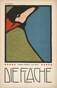 Design is fine. History is mine. — Die Fläche (The surface) designs for art, posters,...