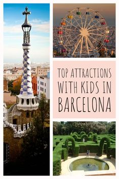 Planning a trip to Spain with the kids. Looking for things to do with kids in Barcelona. We have 13 family-friendly Barcelona attractions and activities for your family vacation in Spain.   Barcelona | Spain | what to see in Barcelona | Barcelona with kids | Barcelona family vacation | Visit Barcelona | Barcelona kids attractions | family activities in Barcelona | Barcelona beach |   #travel #familytravel #familyvacation #spain #espana #vacation #Barcelona