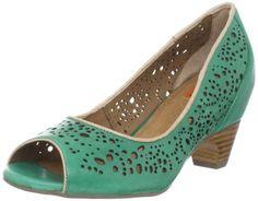 Love them!  Miz Mooz Women's Wesley Pump: Shoes