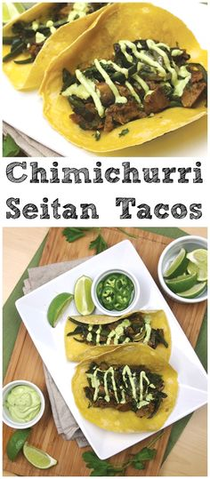 ... chimichurri sauce recipes shrimp tacos with avocado chimichurri sauce