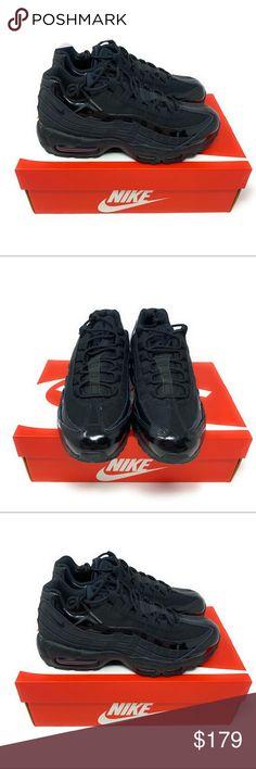 nike usa weightlifting hoodie, Nike Air Max 95 360 Black