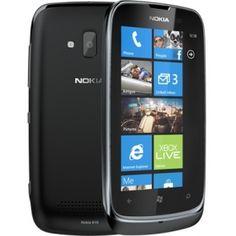 Nokia Lumia 610 Black