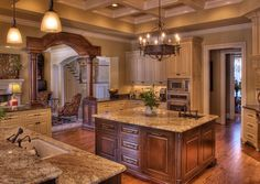 Customized Solid Wood High Quality Standard Kitchen Cabinet #1304251