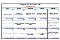 "Spanish ""Summer Camp"" - Activities and topics for every day of the summer to increase their proficiency in the language!!"