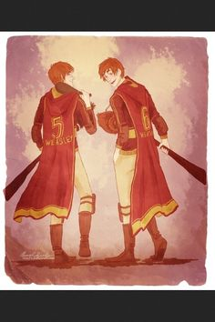 Fred and George :)