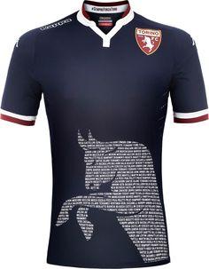 Torino 15-16 Kits Released - Footy Headlines