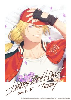 Terry Bogard Fatal Fury, Snk Games, Snk King Of Fighters, Keep Fighting, Video Game Characters, All Art, Anime, Happy Birthday, Hero