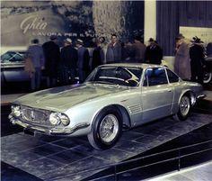 Maserati 5000 GT (Ghia), 1961
