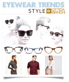 """""""eyewear trends"""" by trendcrossing on Polyvore featuring ASOS, Rare London e ultralimited"""