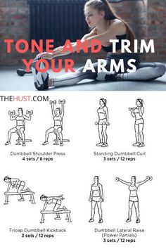 This workout can definitely help you eliminate arm and armpit fat fast