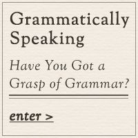 Think you've got a good grasp of grammar? Test yourself with Grammatically speaking, the interactive grammar quiz. Grammar Quiz, Basic Grammar, Good Grammar, Grammar Skills, Grammar And Punctuation, Grammar Rules, English Grammar, Teaching Writing, Writing Tips