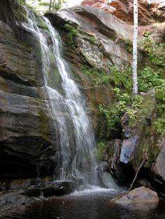 Hungarian Falls, Hubbell Michigan / Dover Creek / Torch Lake