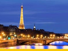 Win a Trip for 2 to Paris