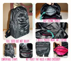 Every Thirty One catalog change there is one thing I am SUPER excited about, and NEED! Ladies, this is it! It's going to make my summer so much easier! The brand NEW Her Deluxe Backpack is truly amazing!