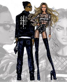 All sizes | J x B On The Run Tour by Hayden Williams | Flickr - Photo Sharing!