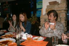 Hanging with Namie Amuro and Kenji Sano