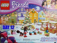 LEGO Friends 2015 Advent Calendar set# 41102 DAY 12