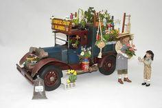 29 Best Dollhouse Garage Images Miniatures Dollhouse Miniatures