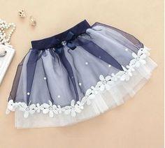 Como hacer una falda circular para niñas