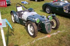 Austin 7 'Special' by cafe426