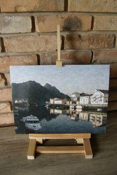 Obraz jak malowany - wioska rybacka