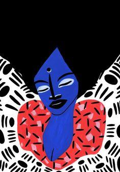 Lynnie Zulu   Illustrators   Central Illustration Agency