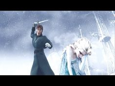 If Frozen Had An Anime Opening Theme On It - YouTube- Oh dear god. What have I found...