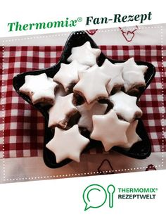 Zimtsterne von dreamtina. Ein Thermomix ® Rezept aus der Kategorie Backen süß auf www.rezeptwelt.de, der Thermomix ® Community.
